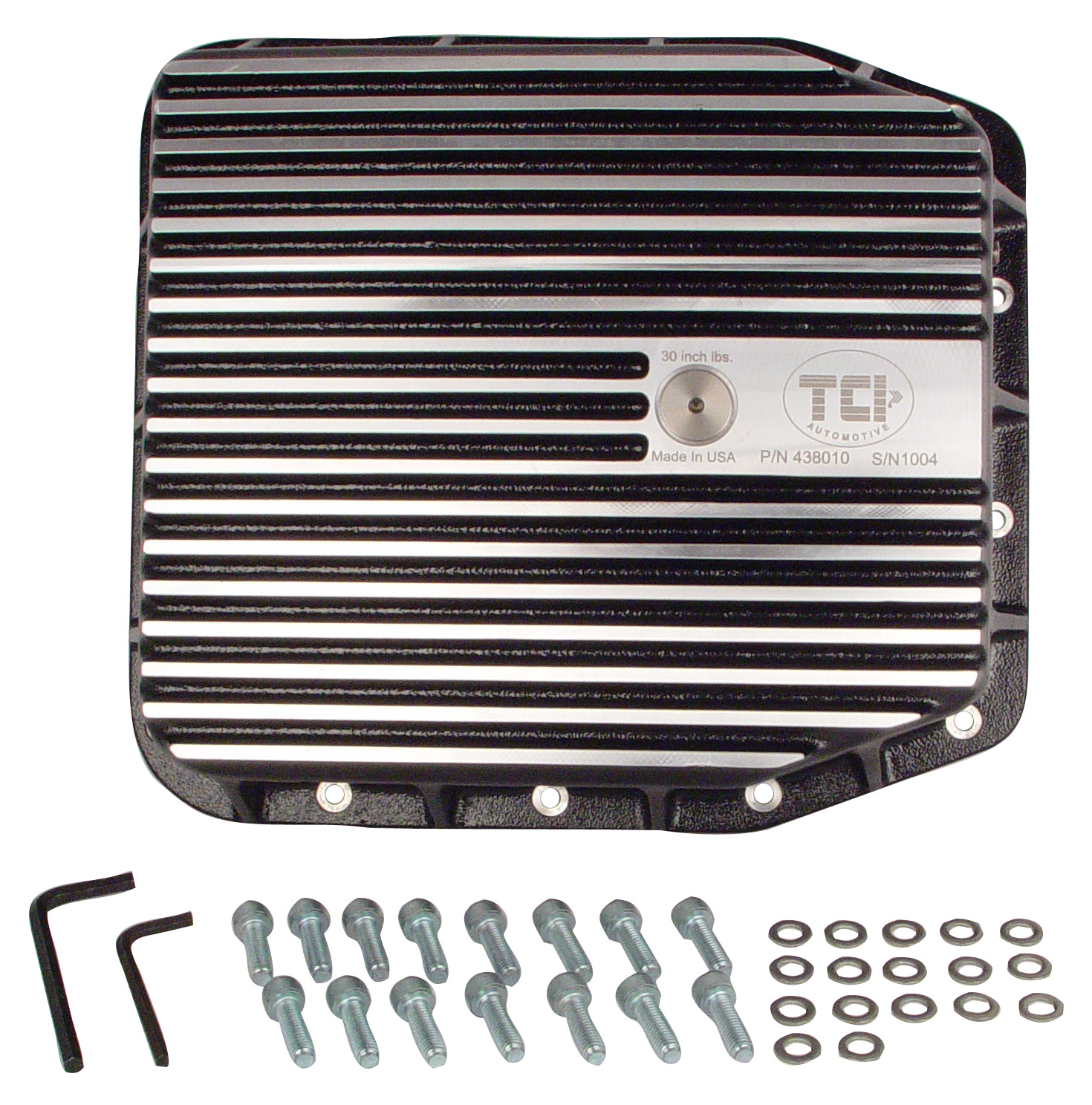 Tci Pans And Accessories Auto Ford C4 Performance Rebuilt Street Strip Transmission With Converter Max Cool Aluminum