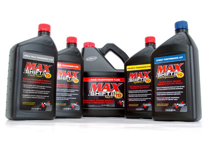Max Shift Transmission Fluids